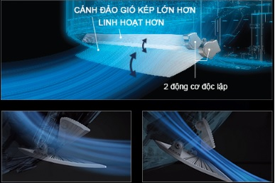 Điều hòa Panasonic Inverter 24.000 BTU 1 chiều CS/CU-U24TKH-8