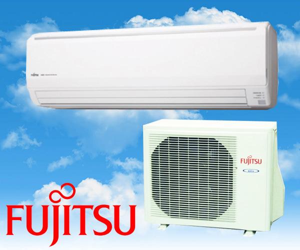 Fujitsu Inverter 9.000 BTU 2 chiều