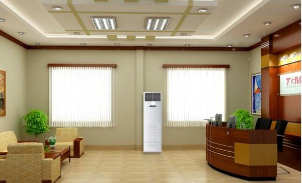 Tủ đứng LG Inverter 28.000 BTU 1 chiều APNQ30GR5A3