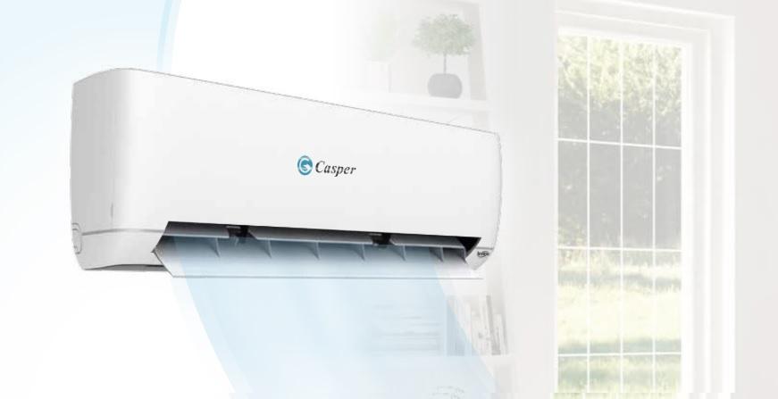 Điều hòa Casper  Smart Inverter 12.000 BTU 1 chiều