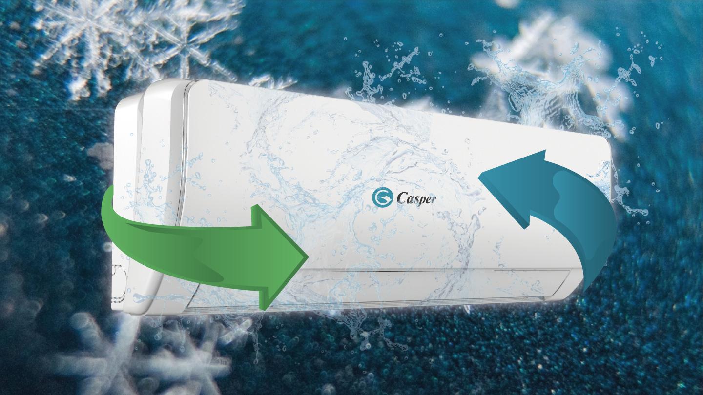 Điều hòa Casper Concept Series 18000 BTU 1 chiều